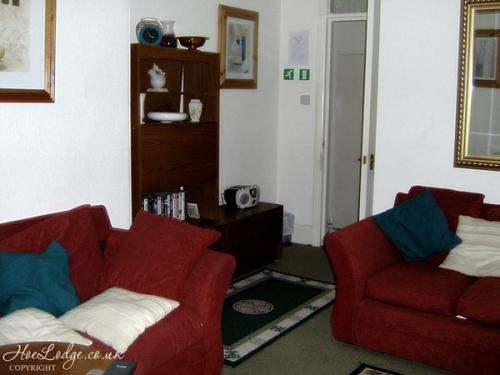 Hoe Lodge  Garden Apartment