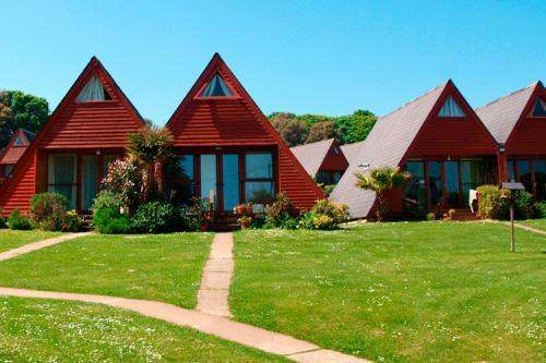 Chalet 90 Kingsdown Holiday Park